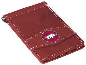 Arkansas Razorbacks Garnet Officially Licensed Players Wallet