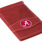 Alabama Crimson Tide Red Garnet Officially Licensed Players Wallet