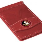 FSU Florida State Seminoles Garnet Officially Licensed Players Wallet
