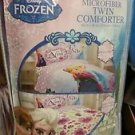 Disney Frozen Anna Elsa Twin/Single Size Comforter