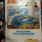 Despicable Me Minions 4 PieceTwin/Single Size Comforter Sheet Set