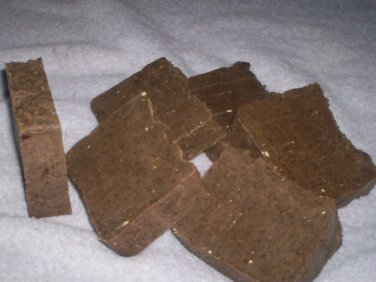 Neem Tea Tree Sulfur Bentonite Handmade soap Lot of 3 bars