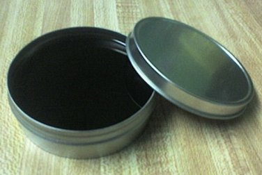4 oz Black Drawing Salve Herbal Healing Pine Tar Ointment Handmade FREE shipping within USA