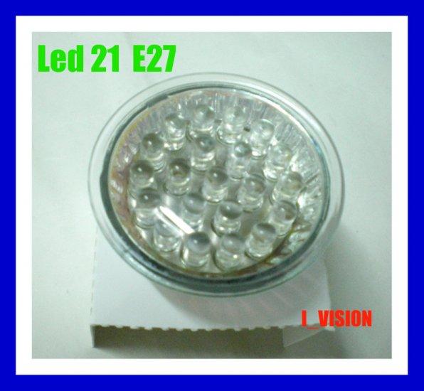 6 x 21 LED SPOT LIGHT BULB E271.5W 110-120V
