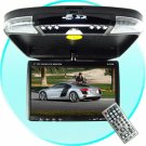 Car Roof Mounted Multimedia DVD System with 9 Inch LCD Monitor