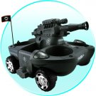 Radio Control Amphibious Transformer Toy RC Tank (220V)