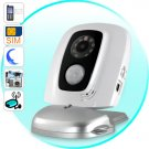 GSM Remote Security Camera with Nightvision - Dual Band