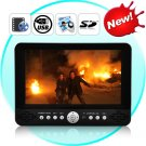 Portable HDD Media Player with 7 Inch LCD (Up To 1TB)