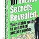 101 Ebay  Auction Secrets