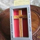 Olive Wood Bethlehem Boxed Wall Cross 5 Inches