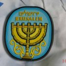 Israel 3D Magnet Jerusalem Menorah