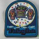 3D Fridge Magnet  Tabgha Mosaic