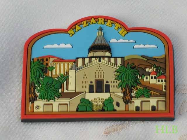 3D Fridge Magnet  Church of the Annunciation