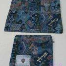 Tallit & Talit Tefillin Bag Set Judaica -- D17