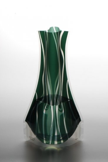 Vazu Expandable Portable Decorative 'Moodo' Flower Vase