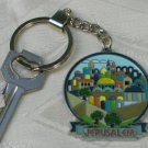 Key Chain Old City of Jerusalem From the Holy Land