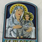 Mother and Child Jerusalem 3D Fridge Magnet