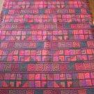Multicolored Print Table Runner Modern Design Med -- U4