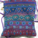 Ethnic Woven Shoulder Square Handbag Purse Hippie M6 LRG