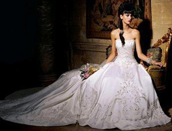 Custom Made Wedding Dress\Prom Dress\ Evening Dress with top quality and fashion style