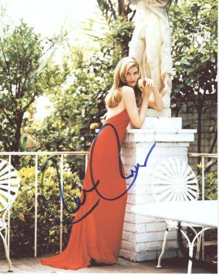 Rene Russo Autographed Original Hand Signed Autograph 8X10 Photo