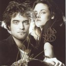 "Robert Pattinson & Kristen Stewart ""Twilight"" Autographed Original Hand Signed 8X10 Photo"