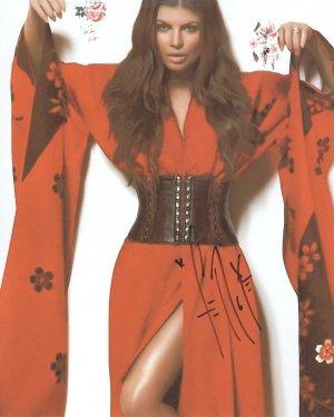 Stacy Ferguson Autographed Original Hand Signed 8X10 Autograph Photo