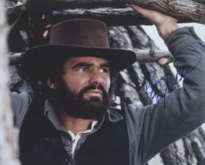 Burt Reynolds Autographed Original Hand Signed 8x10 Western Photo