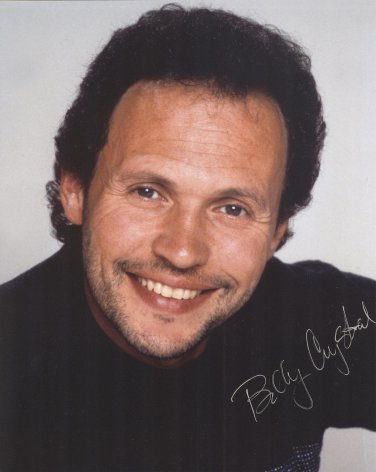 Billy Crystal Autograph Original Hand Signed 8x10 Autographed Photo
