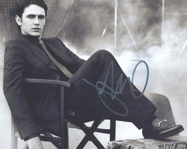James Franco Autographed Original Hand Signed 8x10 Photo