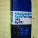 Audubon Society Field Guide Series Night Sky Astronomy Color Photos