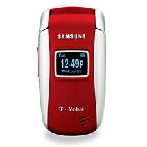 T-Mobile Samsung Prepaid Cell Phone, T209