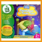 LEAP FROG Cartridge Countdown to Sleepy Time! NIP