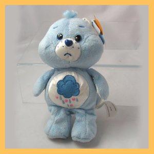 2004 Care Bear Grumpy Bean Toy Dazzle Bright #7 NWT Mint