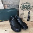SAS Black Men's Slip-on Shoes Pre Owned Size 11 N Narrow Diplomat 728815578056