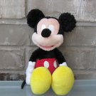"Disneyland Mickey Mouse 12"" Walt Disney World Very Good Condition FREE Shipping!"