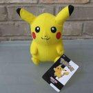 """Pokemon 8"""" Pikachu Stuffed Plush Doll 2014 Tags"""