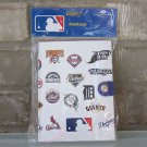 MLB Major League Baseball Notebook Snap Close Spring Toy FREE Ship NEW