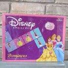 Disney Princess Dominoes Enchanting Game Ages 3+ New SEALED FREE Ship