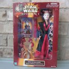 New Star Wars Episopde I Ultimate Hair Queen Amidala Collection NIB Hasbro 61778