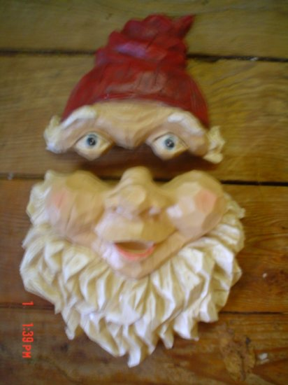 Forest Gnome Tree Face