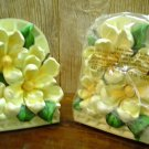 Magnolia Bookends