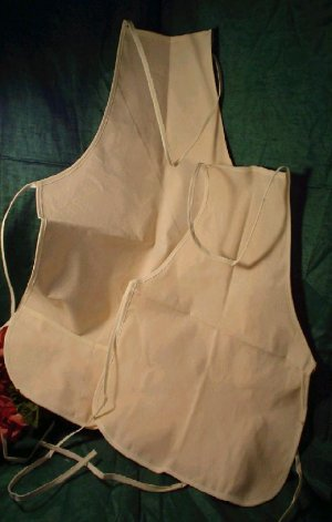 Child's Apron for Crafting or Painting~Craft Supplies