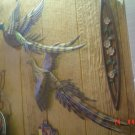 Pheasant Pair Wall Hangings