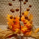 20 INCH RUSTY PRIMITIVE JINGLE BELL TREE