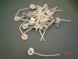 Votive Wicks for Candle Making (30)