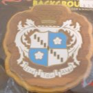 College Greek Fraternity/Sorority Oak and Walnut Plaques for Paddle -  ZETA TAU ALPHA