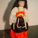 Vintage Russ Porcelain International Doll #7 - Maria - Spain
