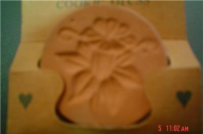 Daffodil Terra Cotta Cookie Stamp