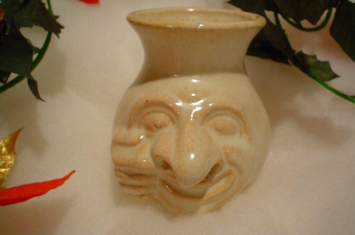 Booger Boy Boris Cream Color Egg Separator~Snot a Mug